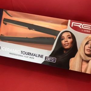 Red 25mm Flat Irons