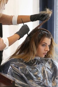 hair colour problems, hairdressing salons, battle and hastings
