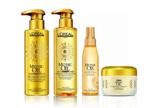Mythic Oil hair care, Red Hairdressers in Hastings & Battle, East Sussex