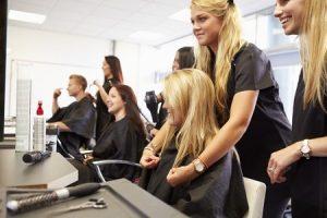 hairdresser apprenticeships, red hair salons, battle & hastings