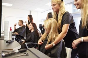 hairdresser apprenticeships, red hair salons, battle & hastings