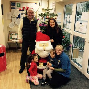 charitable support at Red Hair Salons in Hastings and Battle