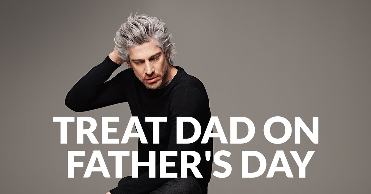 Father's Day Hair Offer