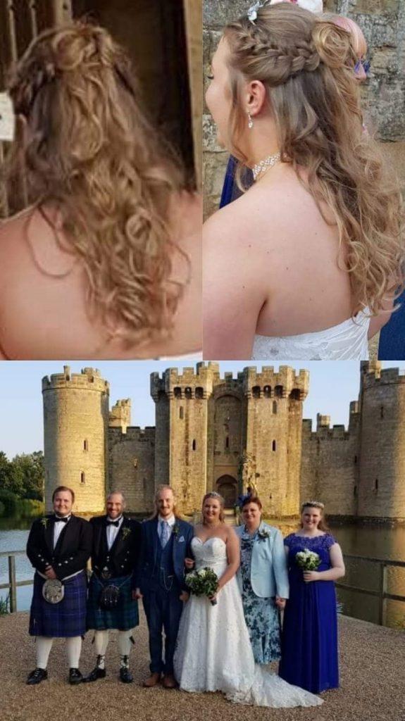 Wedding & Prom Hair
