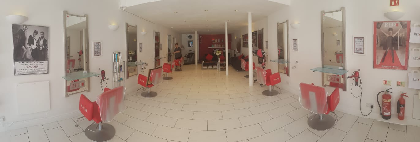 hair salon franchise, east sussex, red hair salons