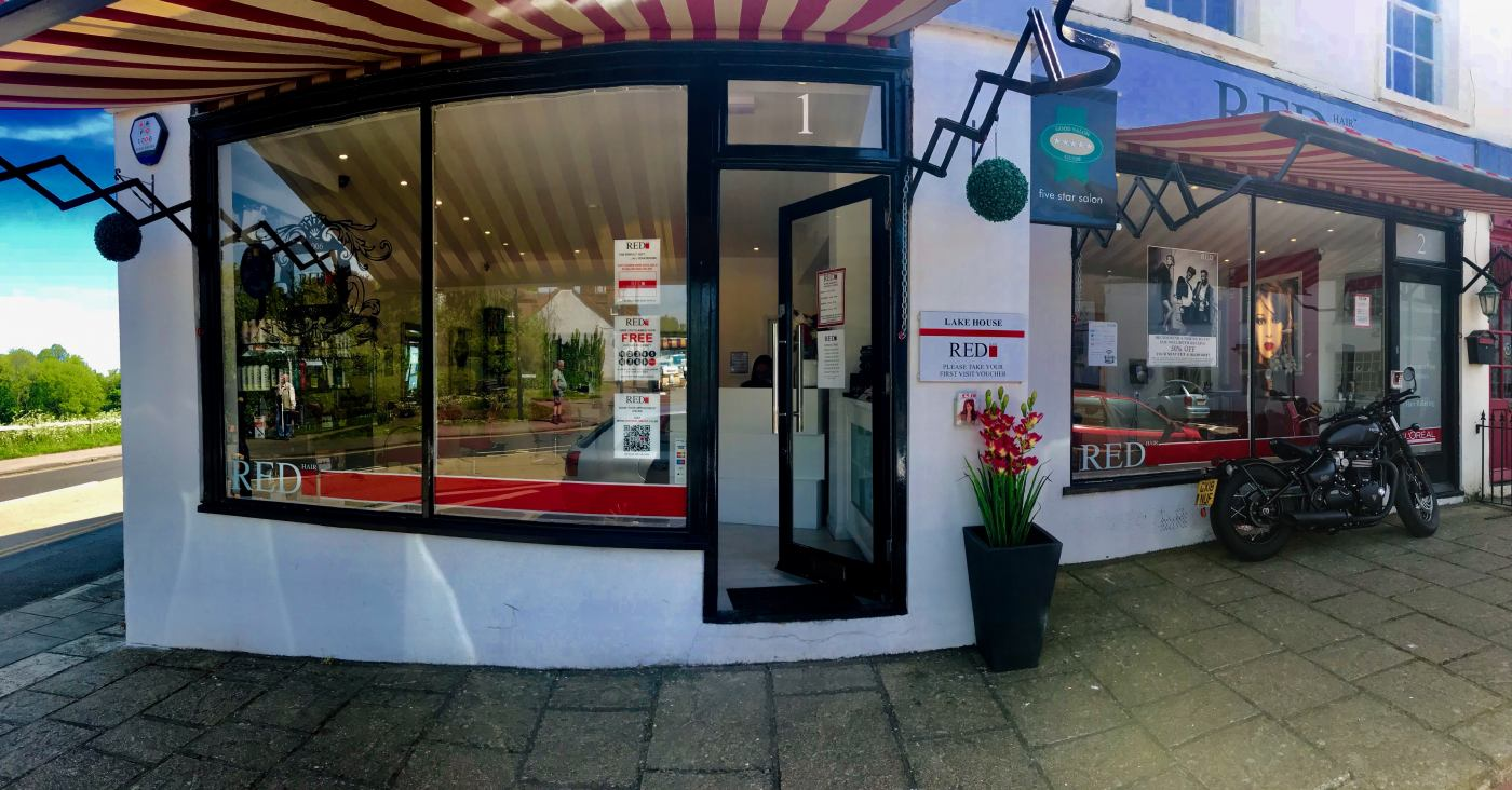 Red Hair Salon, Franchising Opportunities, East Sussex