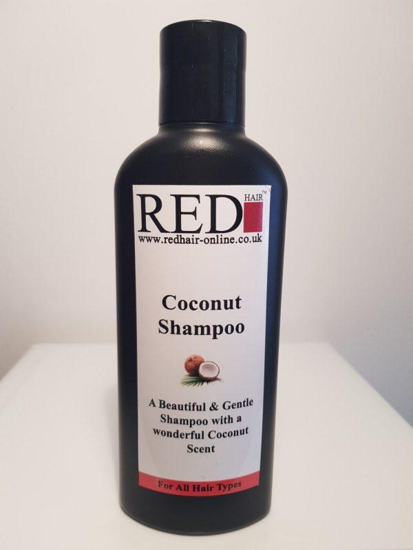 Red Hair - Coconut Shampoo