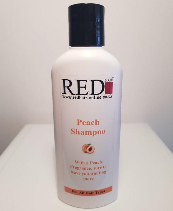 Red Hair - Peach Shampoo