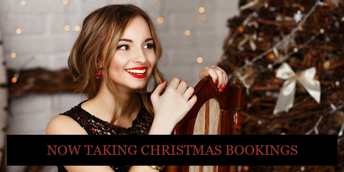Now Taking Christmas Bookings at Red Hair salons in battle and hastings