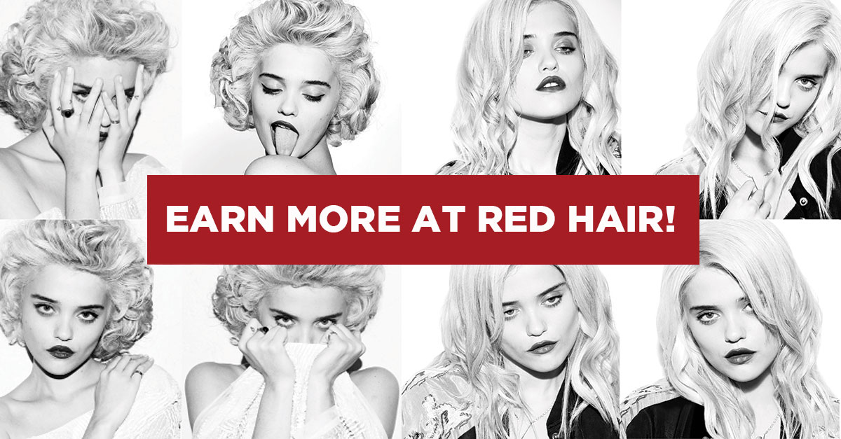 stylists wanted, red hair salons in battle and hastings, east sussex
