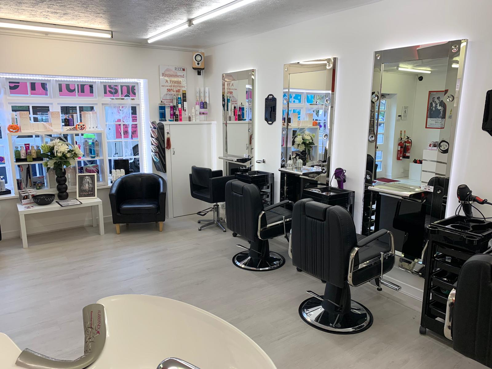 Red Hair Salons Rye East Sussex also Battle and Hastings