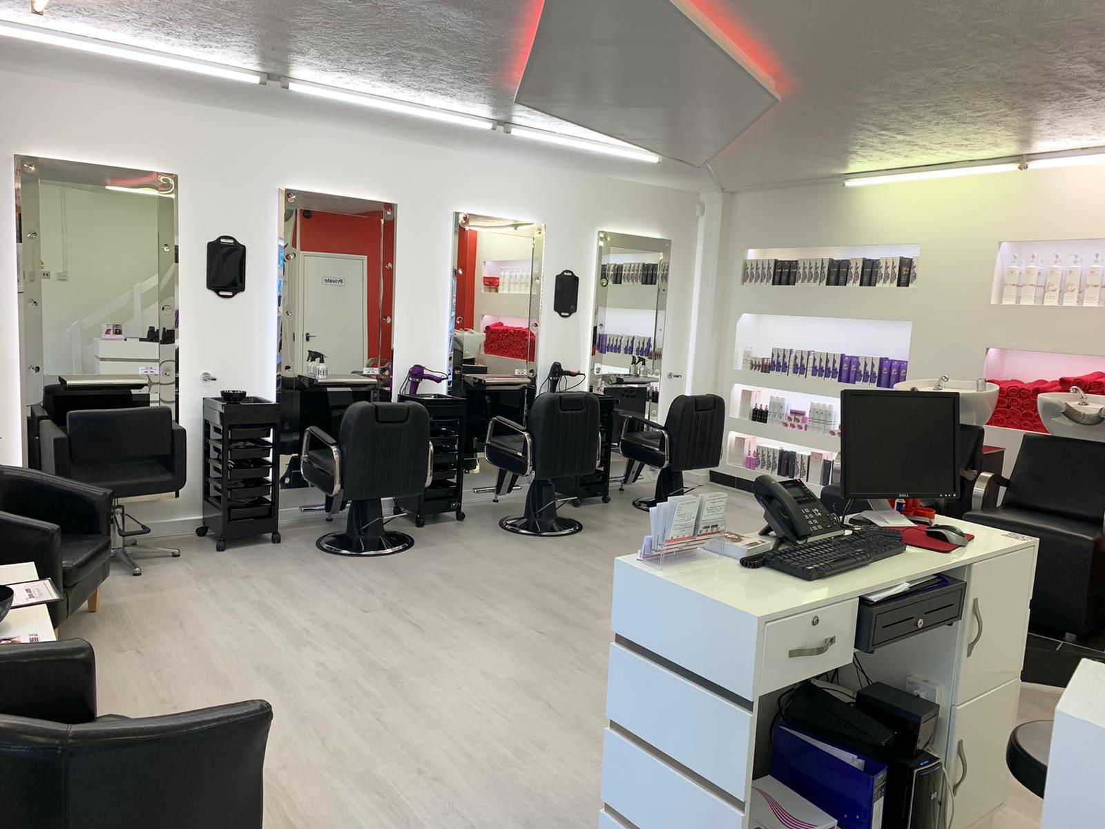 Rye Hairdressers Red Hair Salon