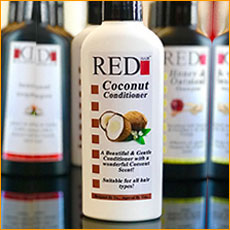 Red Hair Products