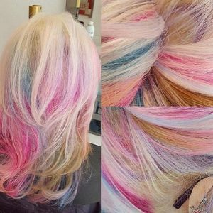 pastel hair colours best hair salons in east sussex