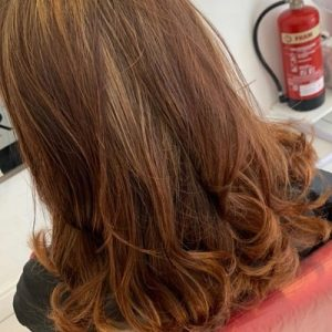 red hair colour trends red hair salon battle rye hastings