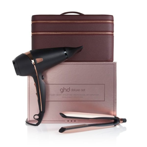ghd deluxe set with hairdryer and styler, Red Hair Salons, Rye, Hastings and Battle