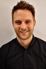 DANIEL, head of hairdresser training, red hair salons, rye, east sussex