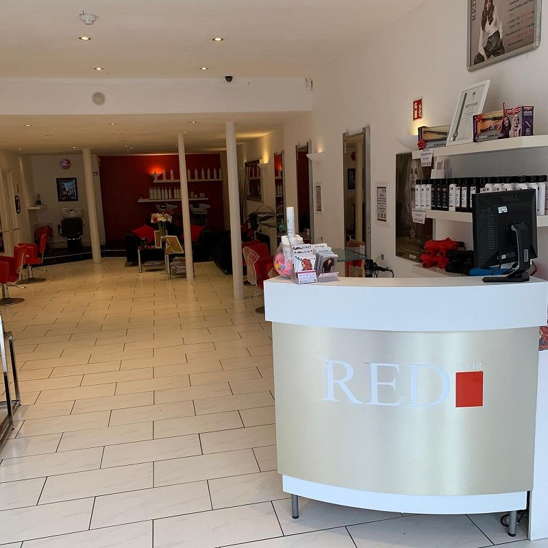 Visit Red Hair Salon in Hastings East Sussex