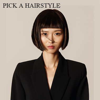 Pick your Hairstyle