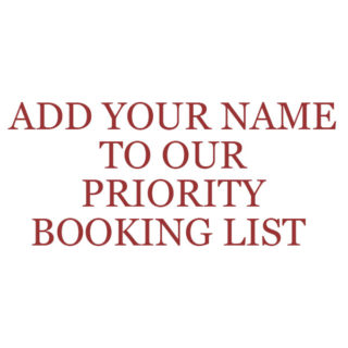 Priority Booking List