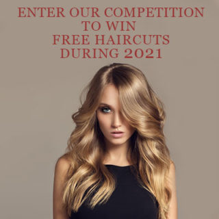 Win FREE Hair Cuts Throughout 2021