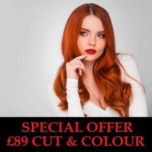 Colour, Cut & Blow Dry Offer