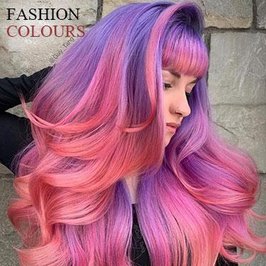 Fashion Hair Colours