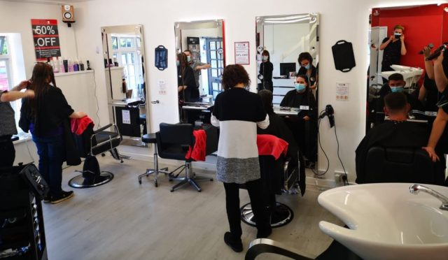 hairdresser training academy in east sussex