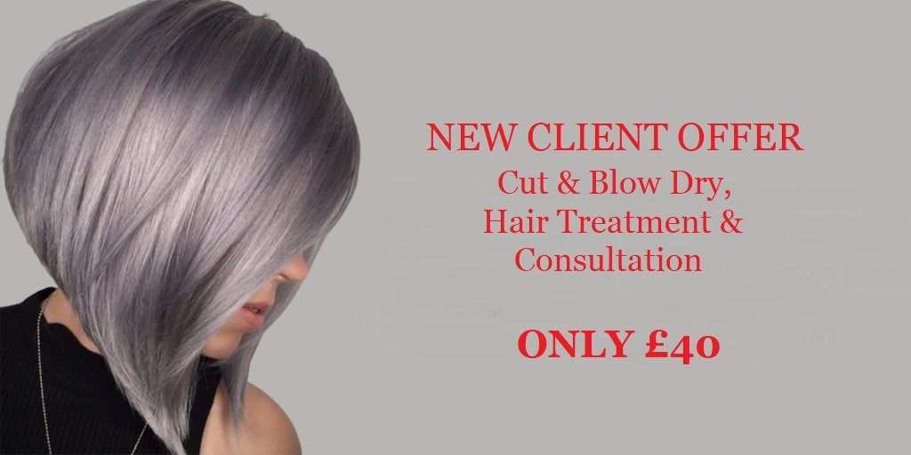 new client offer at Red Hair Salons in Battle & Rye, East Sussex