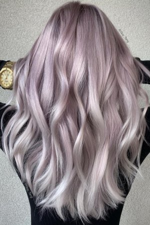 LILAC-HAIR-COLOUR, RED HAIR SALONS IN HASTINGS & BATTLE, EAST SUSSEX