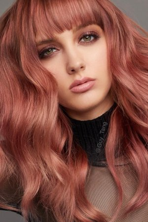 PEACH-HAIR-COLOUR, RED HAIR SALONS IN HASTINGS & BATTLE, EAST SUSSEX
