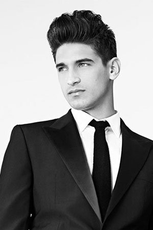 Men's Hair Cuts & Styles at Red Hair Salons, Hastings & Battle