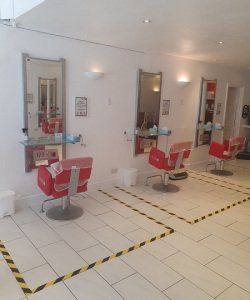 Coronavirus Safety at Red Hair Salons, Hastings, Battle, Rye