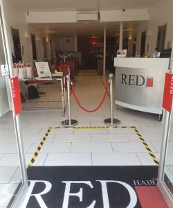 Coronavirus Safety at Red Hair Salons, Hastings, Battle, Rye